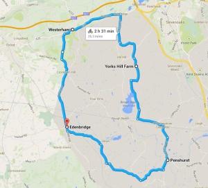 Garmin GPX Google Maps